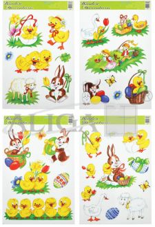 Easter stained glass windows WW-4/STEG-5019